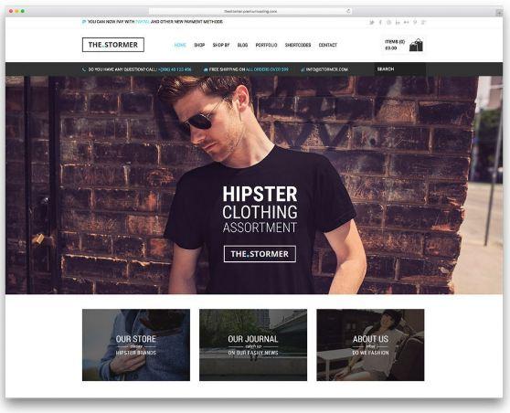 Website The Stormer