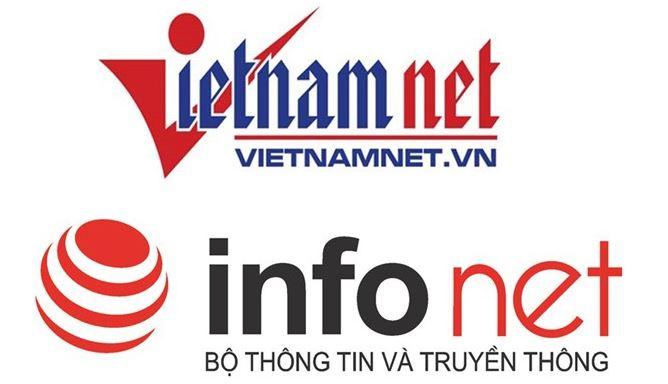 Trang báo điện tử Việt Nam net.