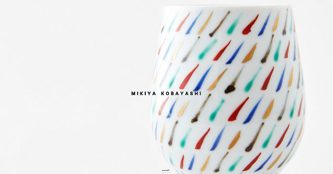 Website decor Mikiya Kobayashi