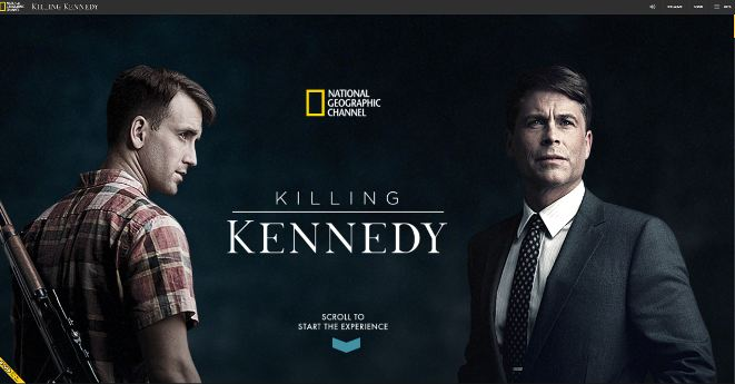 Website Killing Kennedy