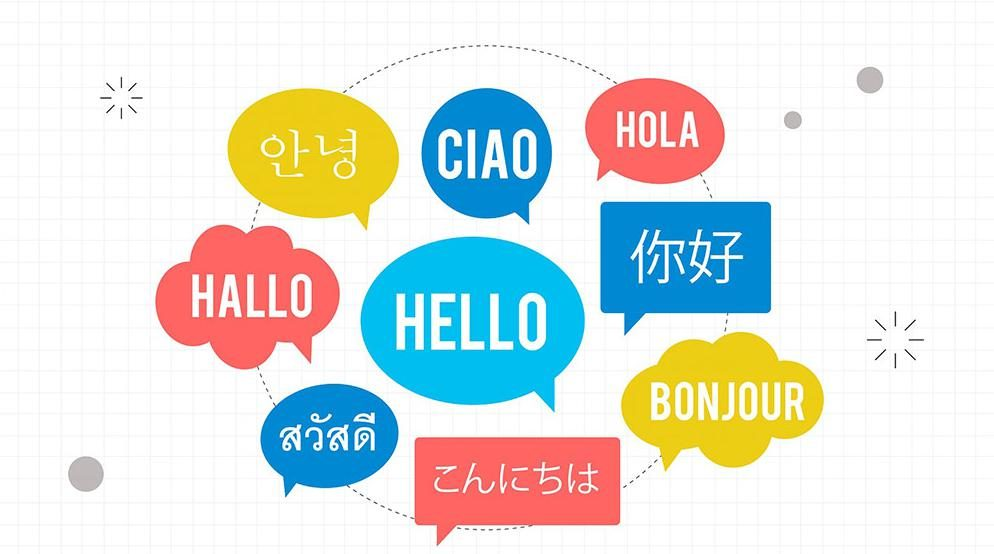 Đa dạng ngôn ngữ