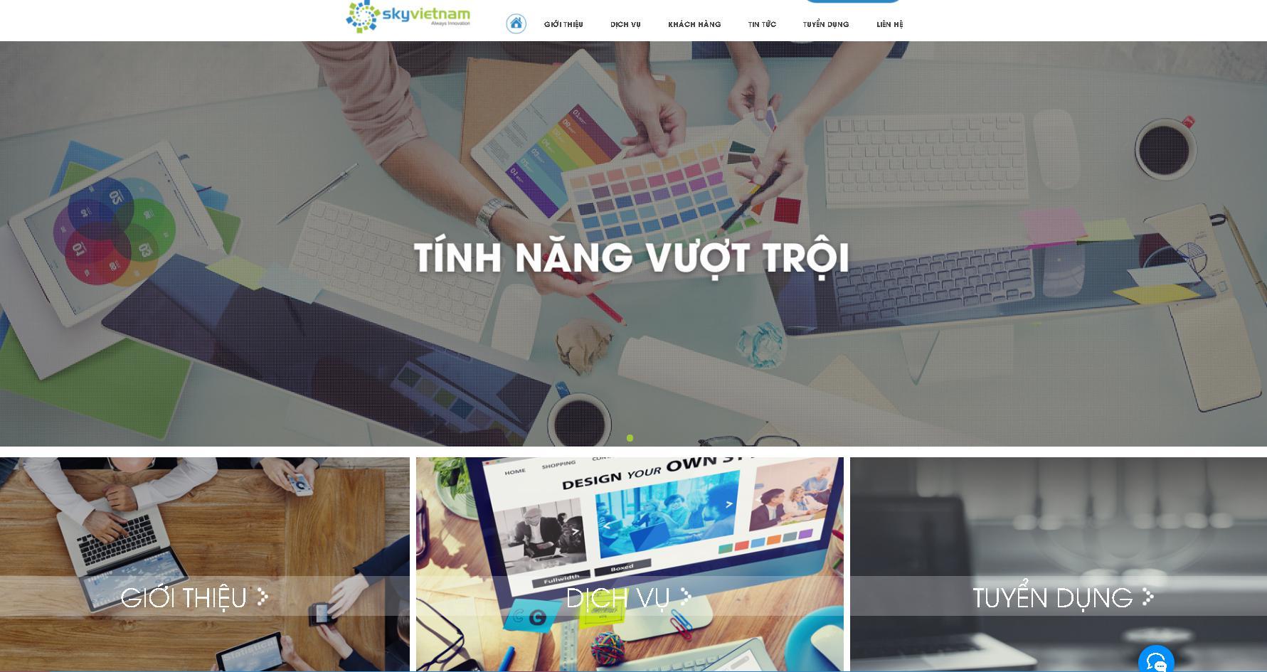 Công ty cổ phần công nghệ Sky Việt Nam