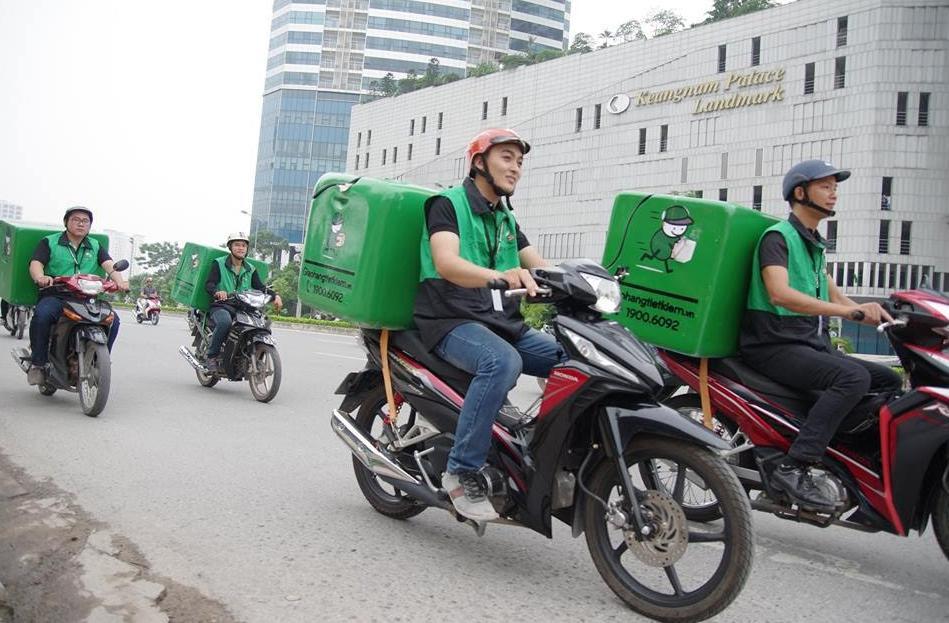 Dịch vụ vận chuyển hàng hóa nhanh giao hàng tiết kiệm