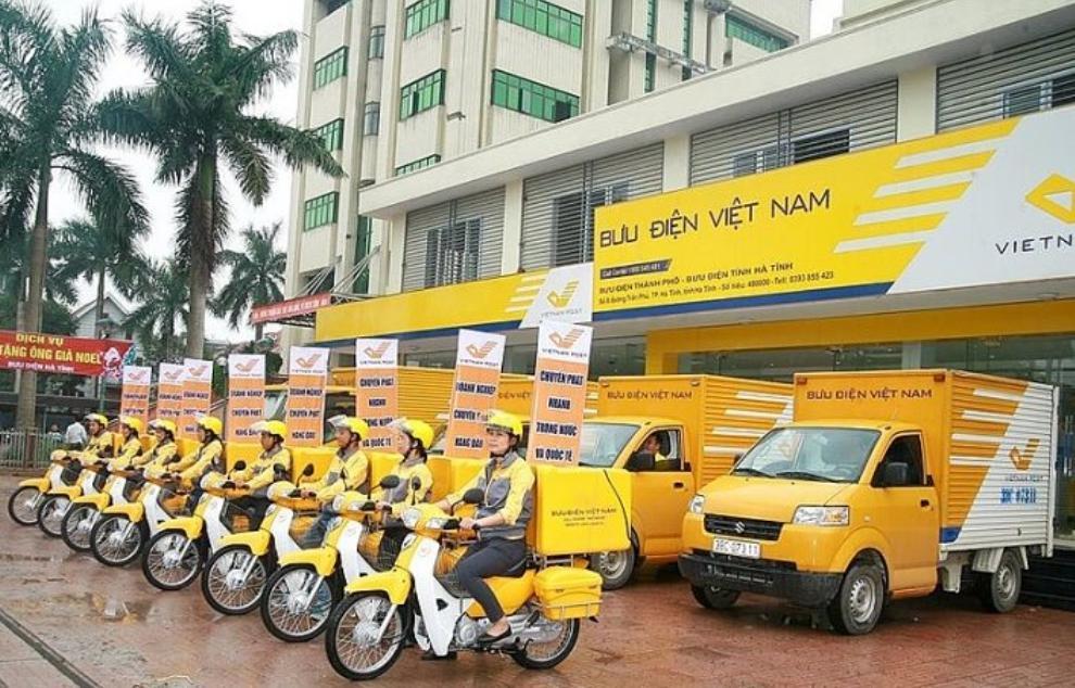 Tổng công ty bưu điện Việt Nam Post
