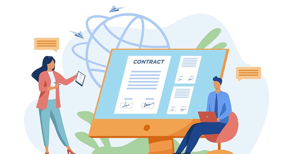 công cụ quản lý hợp đồng