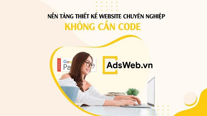 trang hỗ trợ tạo web